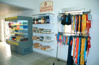 Camping Le Curtys : Epicerie