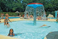 Camping Cote d'Argent : Pataugeoire